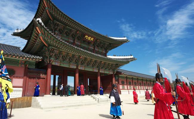 Chuyển Phát Nhanh Hàng Hoá Đi Hàn Quốc