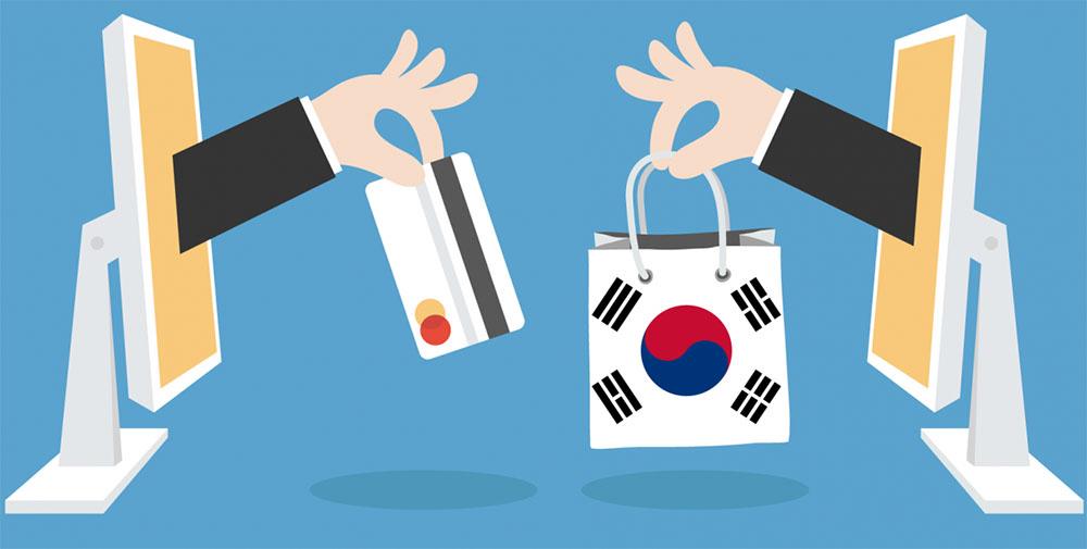 Mua hàng hộ từ Hàn Quốc