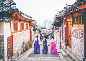 Gửi thực phẩm khô đi Hàn Quốc an toàn, giá rẻ